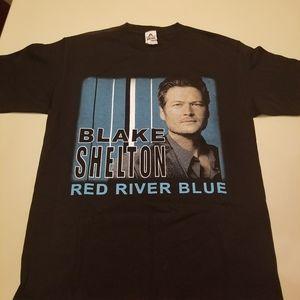 Unworn Blake Shelton 2012 tour t shirt sz M